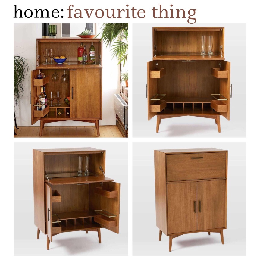 home: favourite thing [ drinks cabinet ]