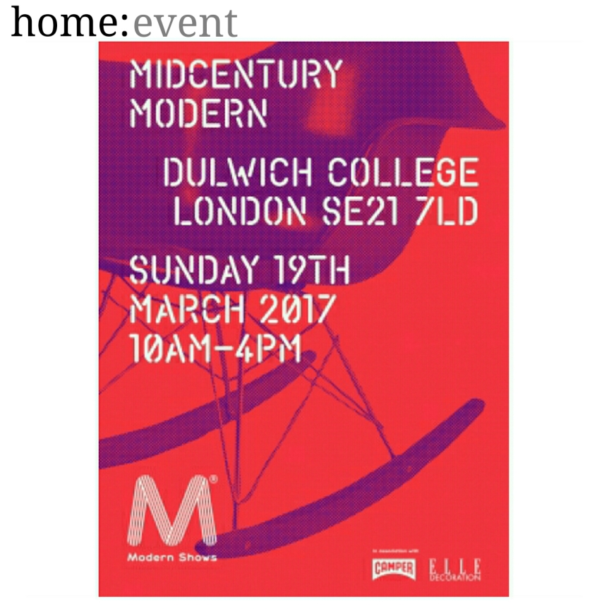 home: event [ Midcentury Modern ]
