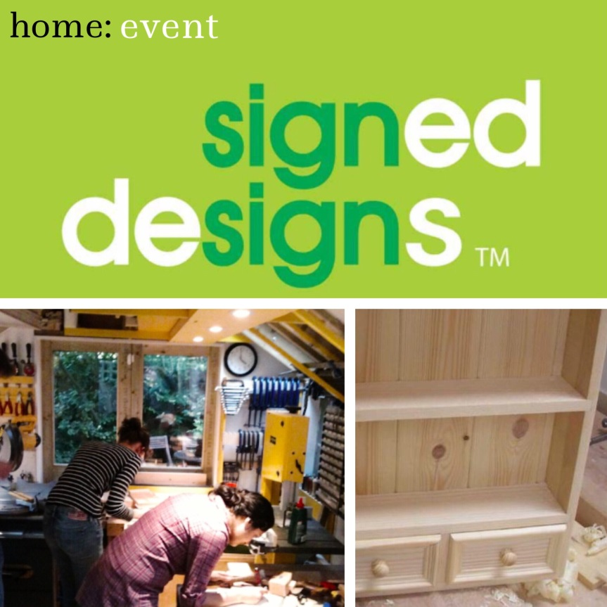 home: event [ wood workshop]