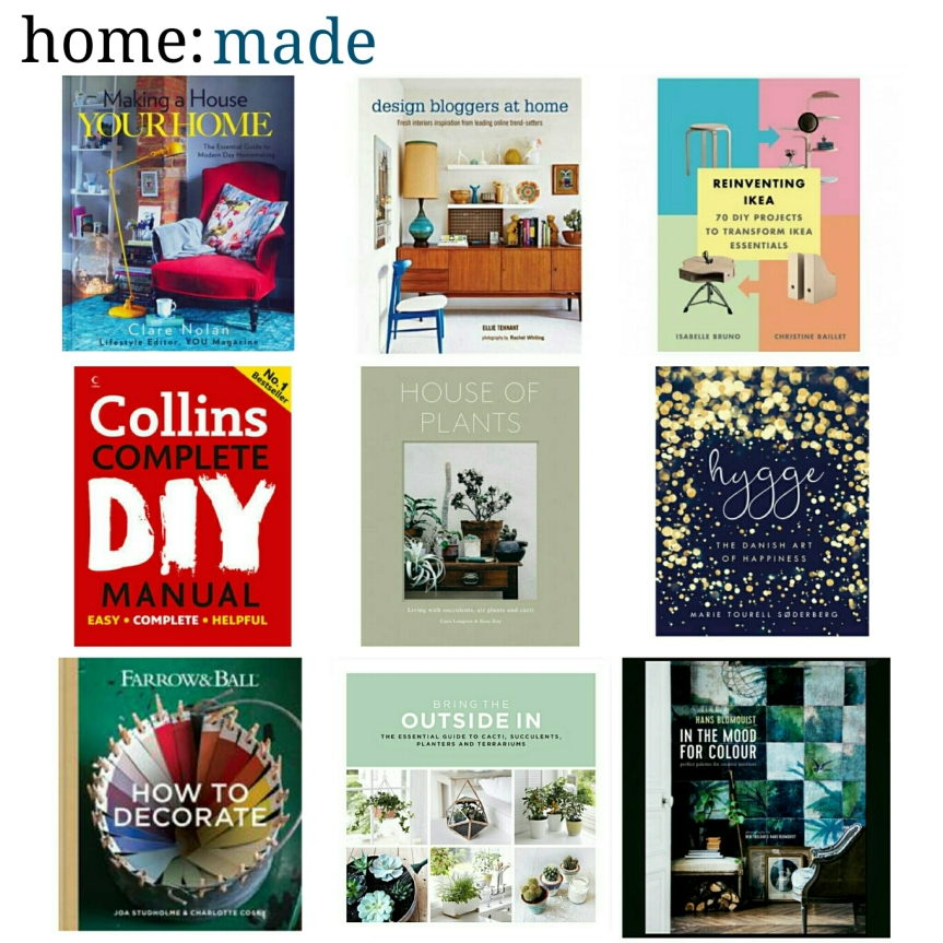 home: made [ books ]