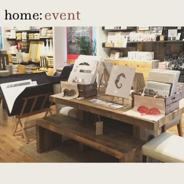 home: event [ art pop up shop ]