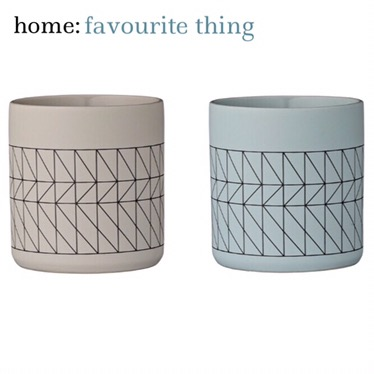 home: favourite thing [ coffee cups ]