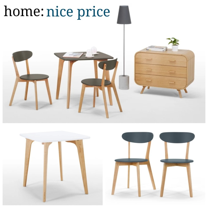 home: nice price [ dining set ]