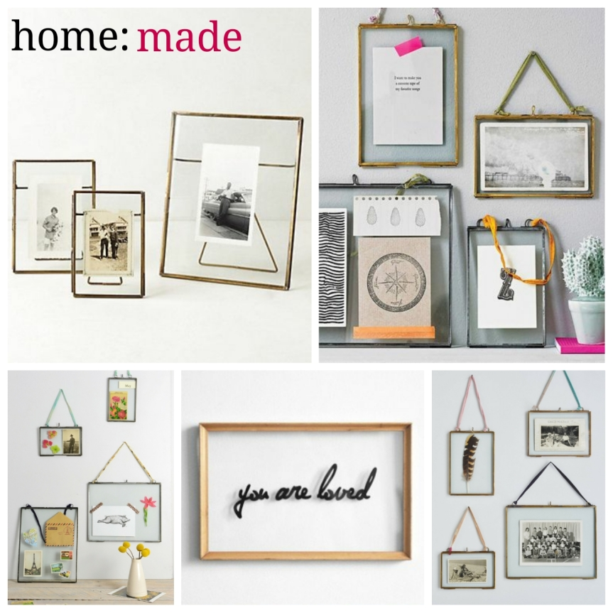 home: made [ framing ]