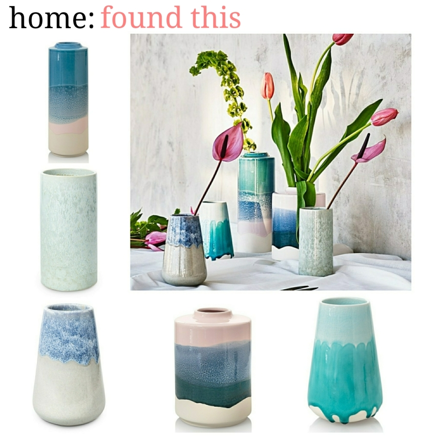 home: found this [ ceramic vases ]