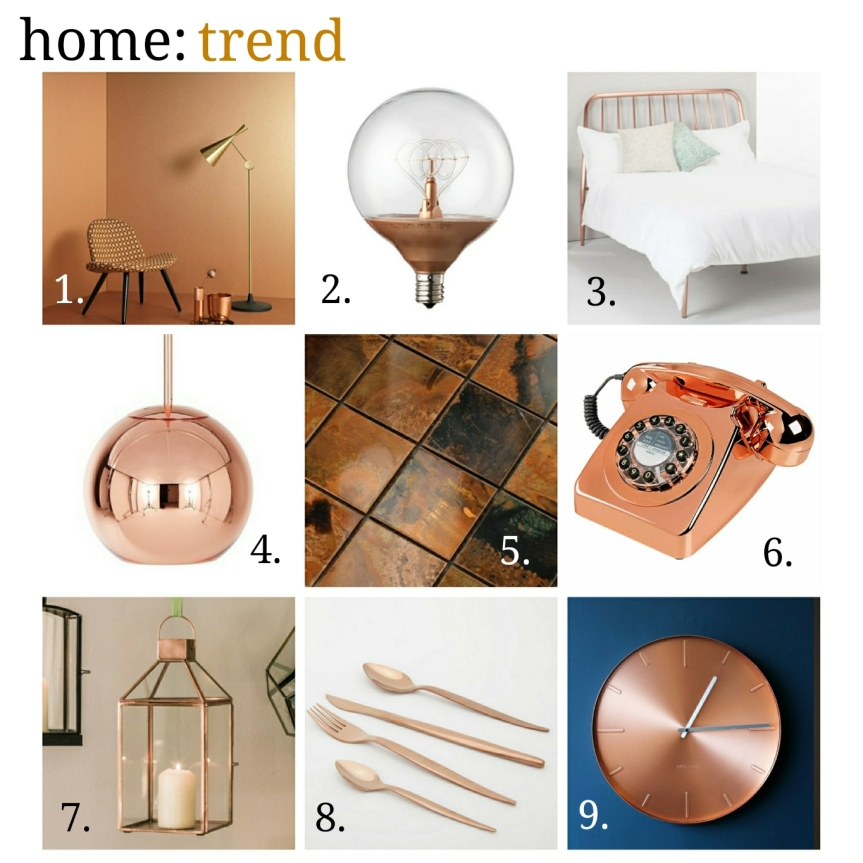 home: trend [ copper ]