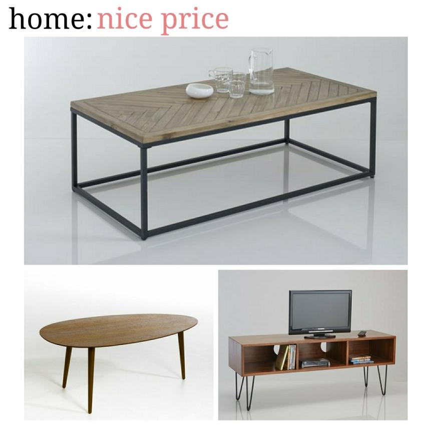 home: nice price [ La Redoute]