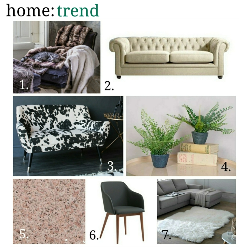 home: trend [ faux finishes ]