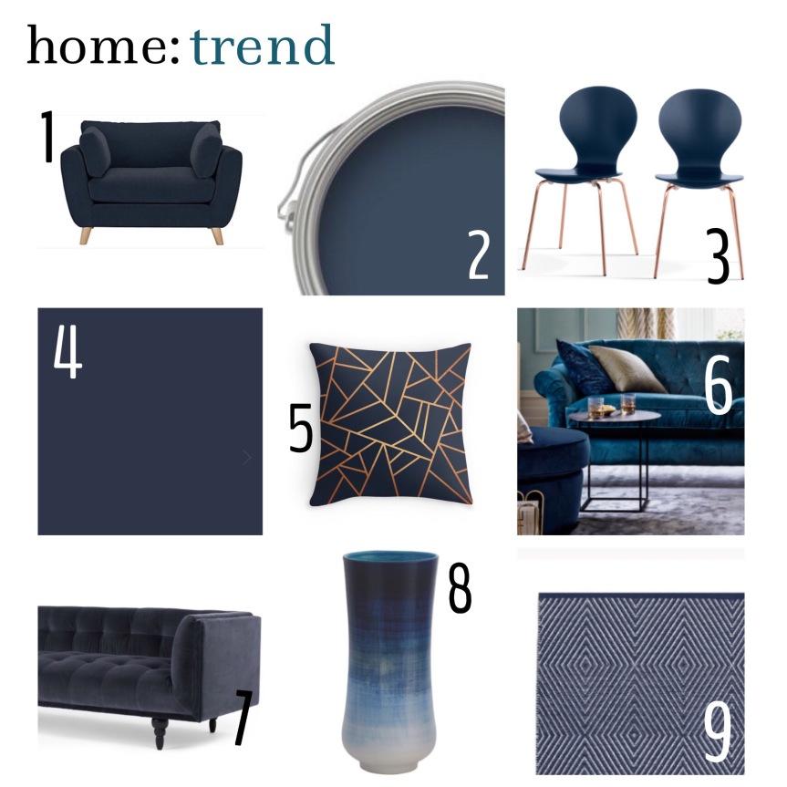 home: trend [ navy ]
