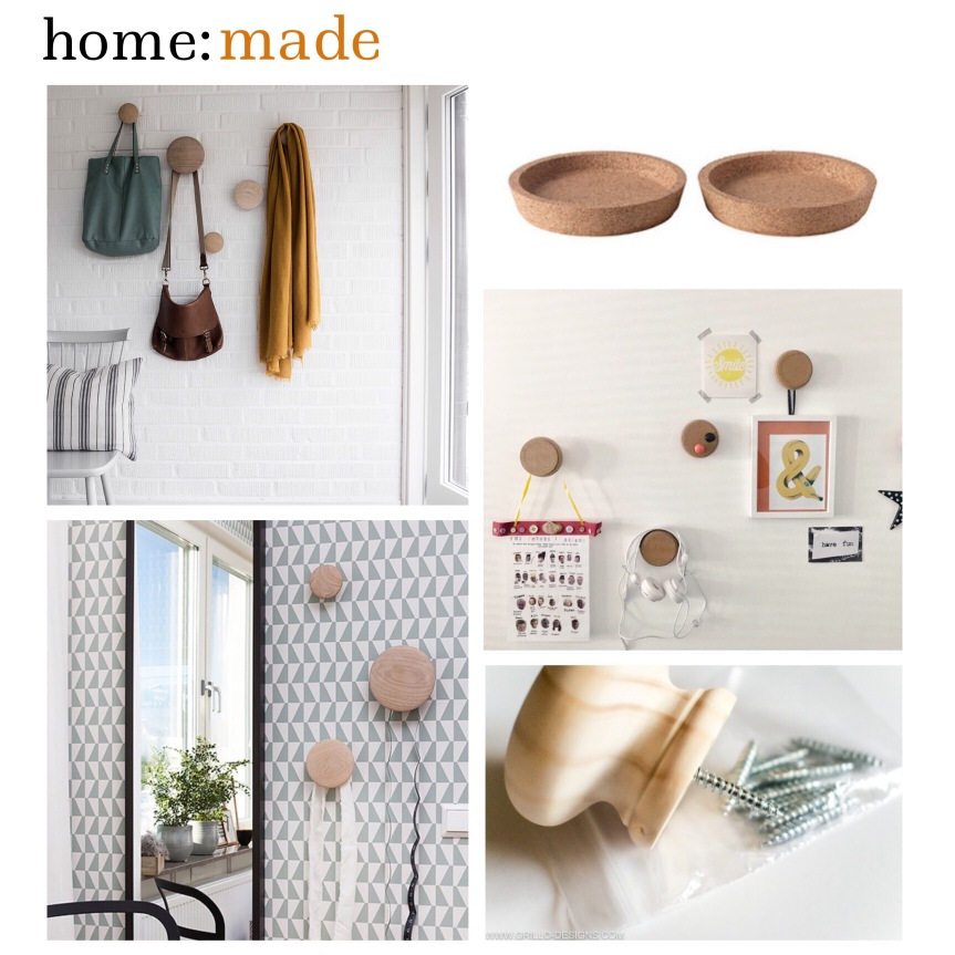 home: made [ diy Muuto style dots ]