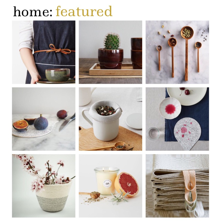 home: featured [ Minor Goods ]