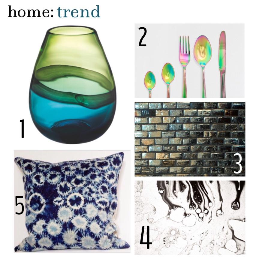 home: trend [ oil slick ]