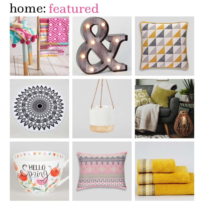 home: featured [ Matalan ]