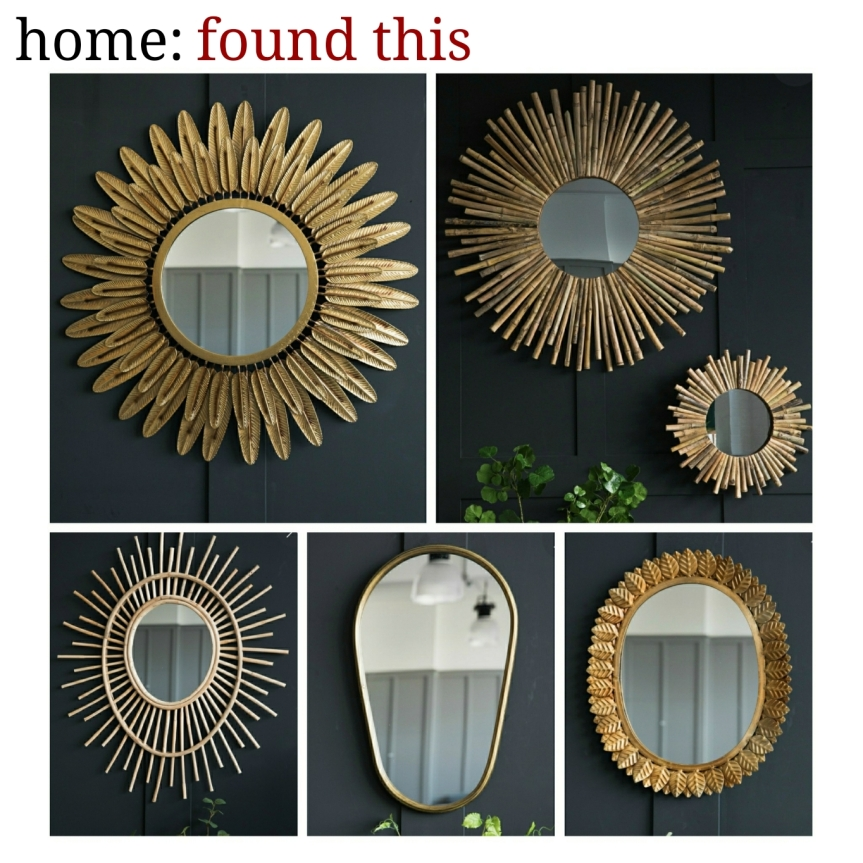 home: found this [ mirrors]