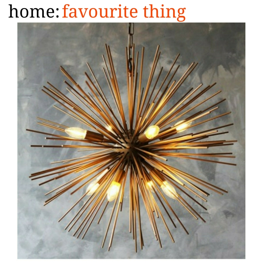 home: favourite thing [ light ]