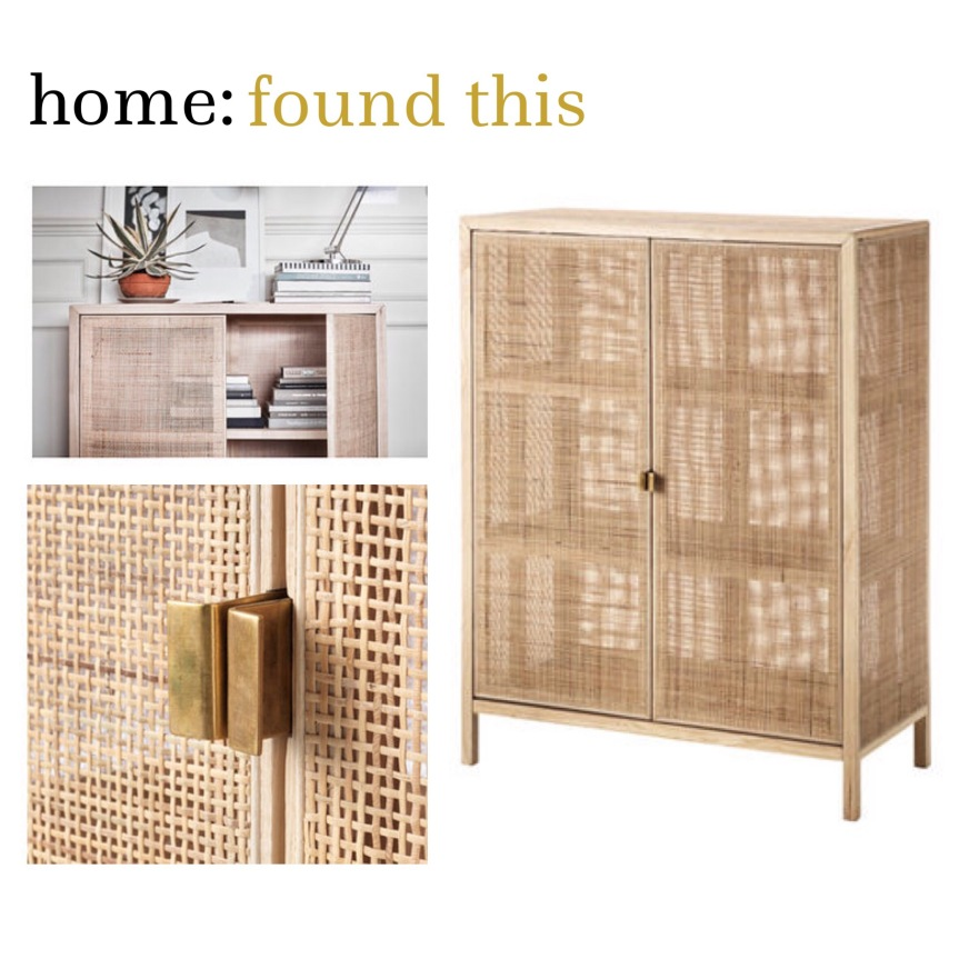 home: found this [ cupboard ]