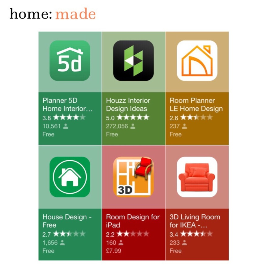 home: made [ room planners ]