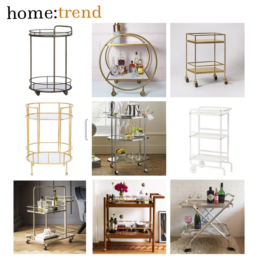 home: trend [ drinks trolleys ]