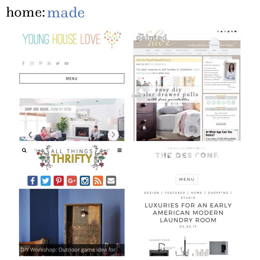 home: made [ diy blogs to love ] – home:blog