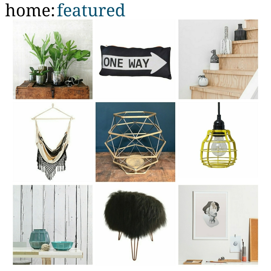 home: featured [ Hilary & Flo ]