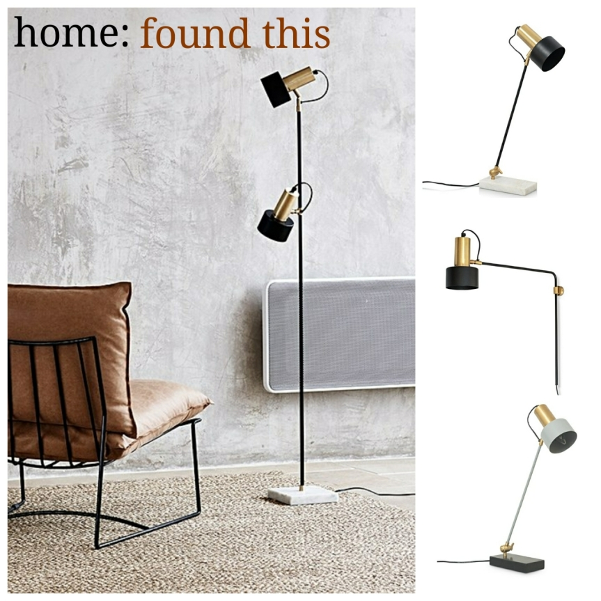 home: found this [ Oliver Bonas lighting ]