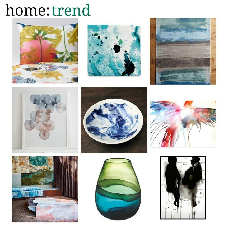 home: trend [ watercolour]
