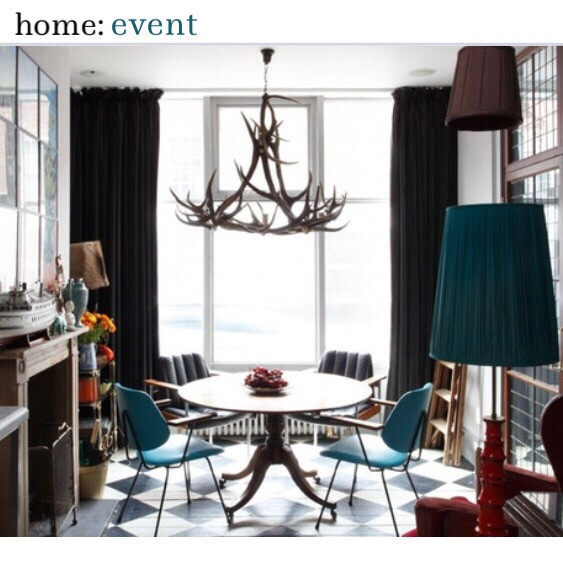 home: event [ Designers At Home with OneFineStay ]
