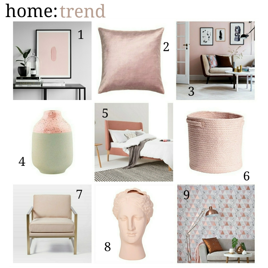 home: trend [ blush ]