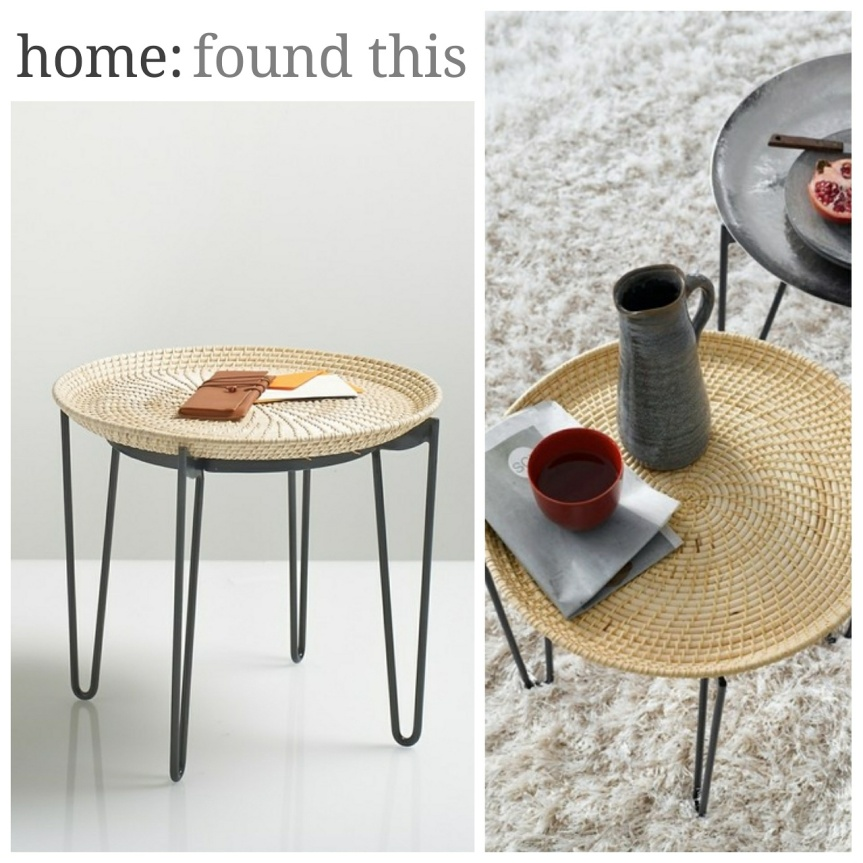 home: found this [ side table ]