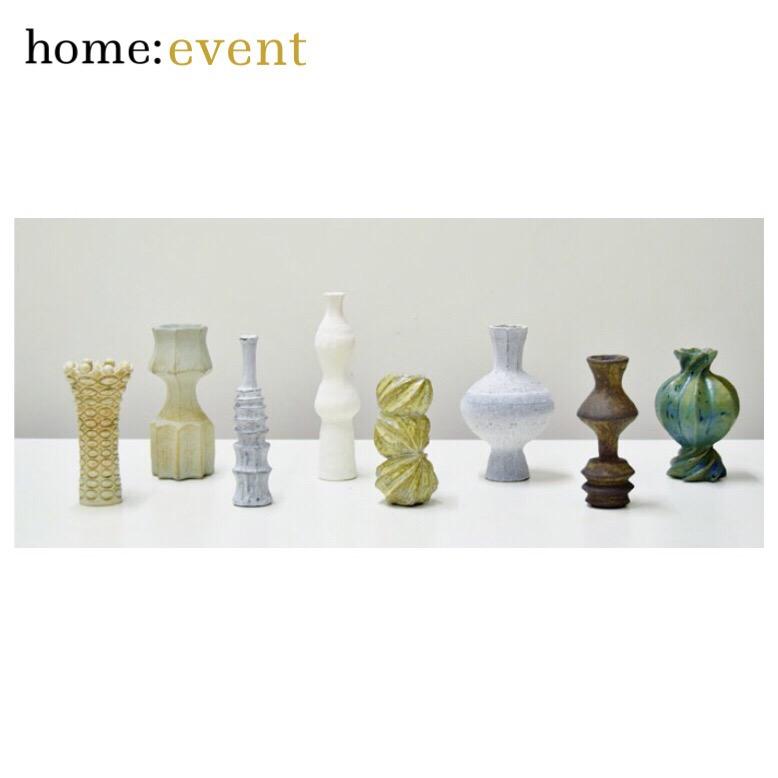 home: event [ ceramics exhibition ]