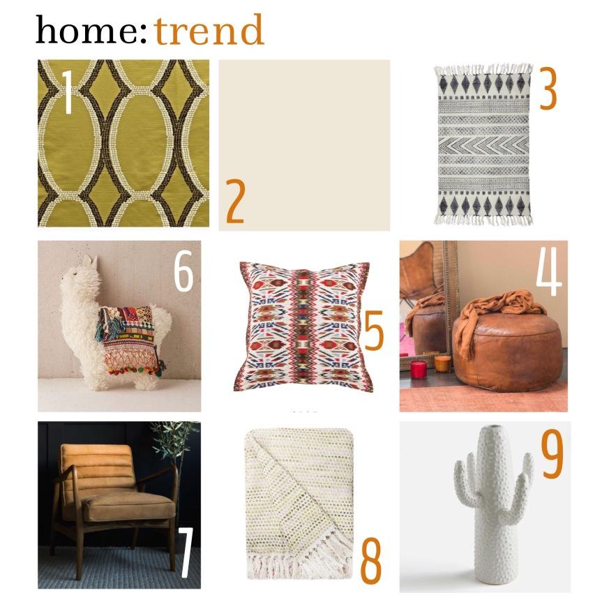 home: trend [ desert ]