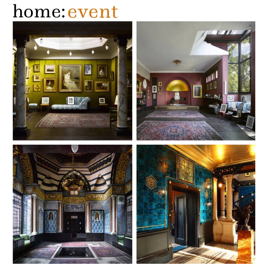 home: event [ Leighton House Museum ]