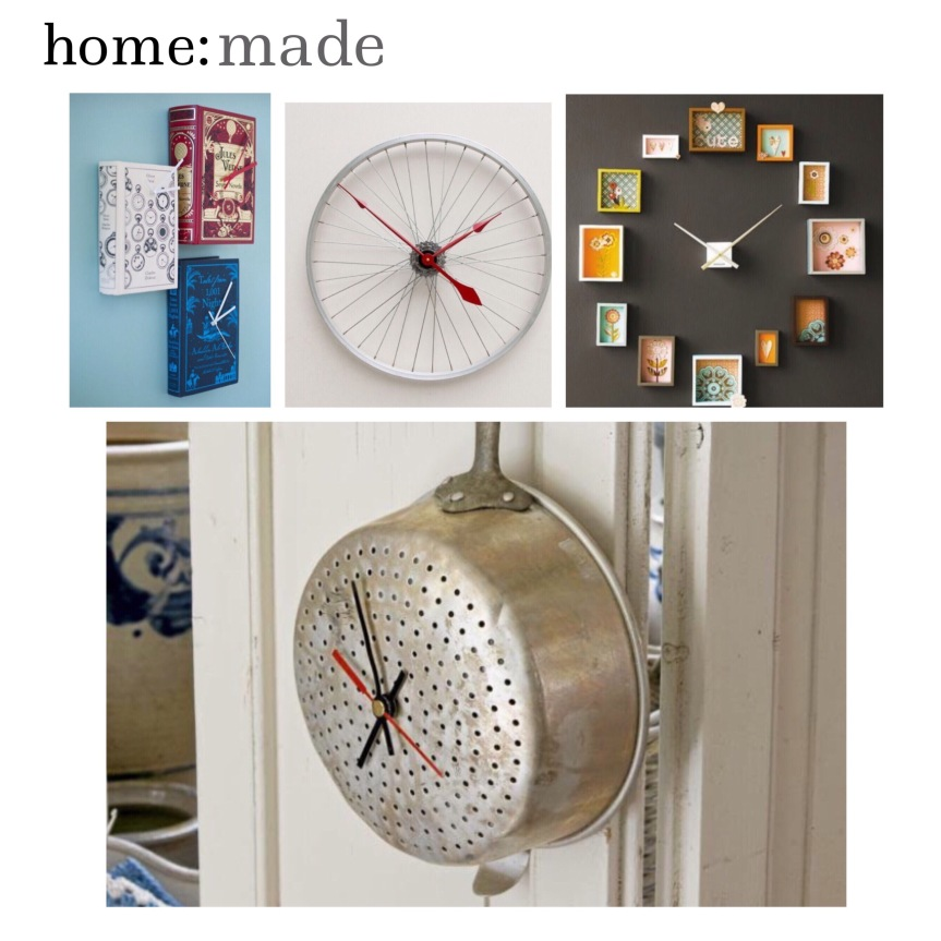 home: made [ clocks ]