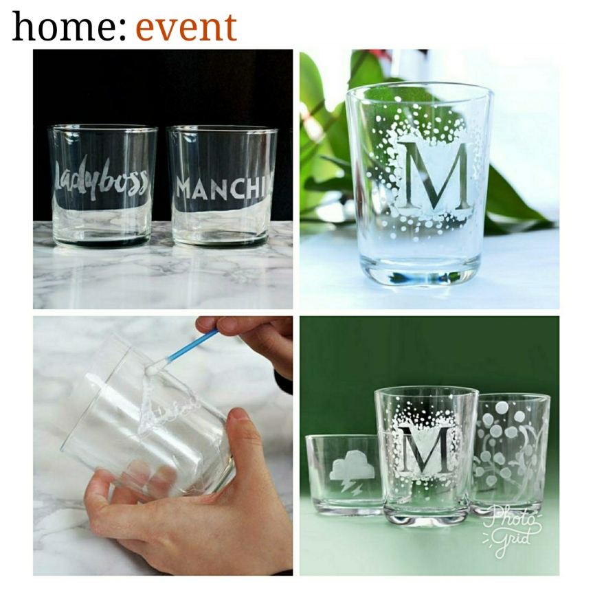 home: event [ acid etching ]
