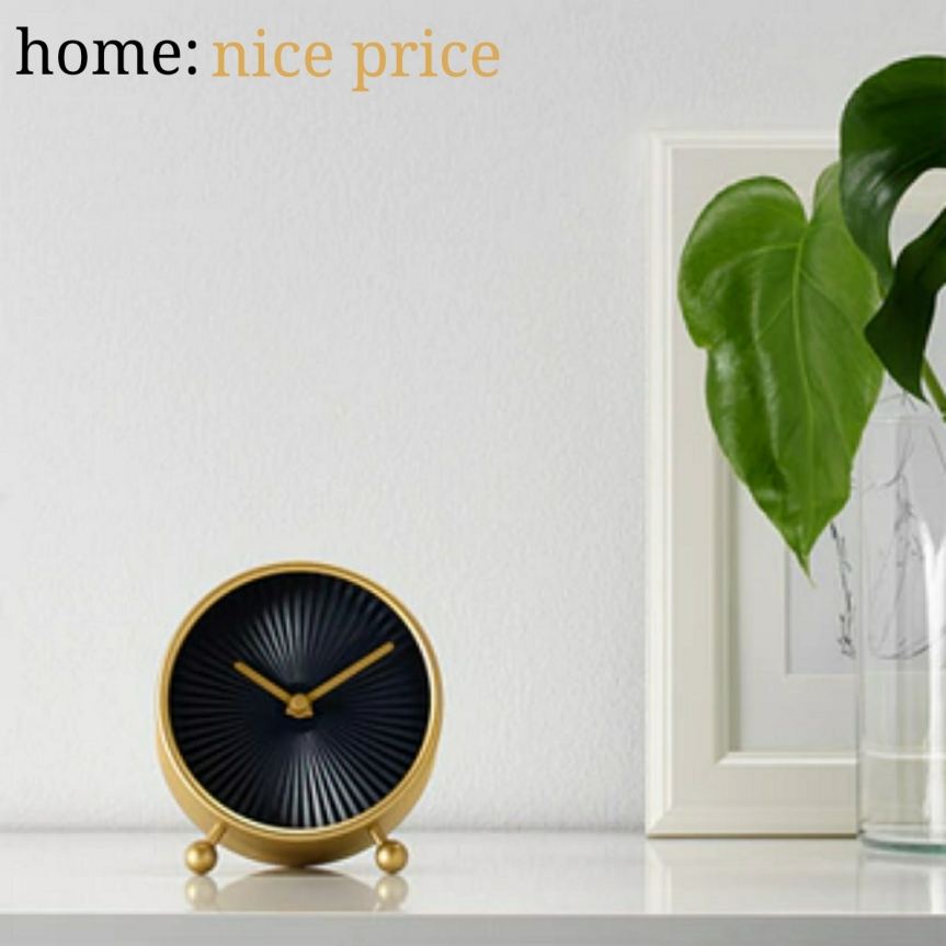 home: nice price [ clock ]