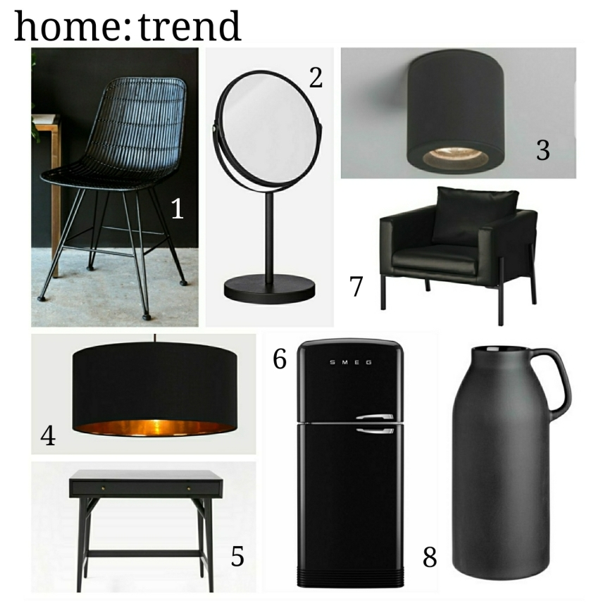 home: trend [ finish it in black ]