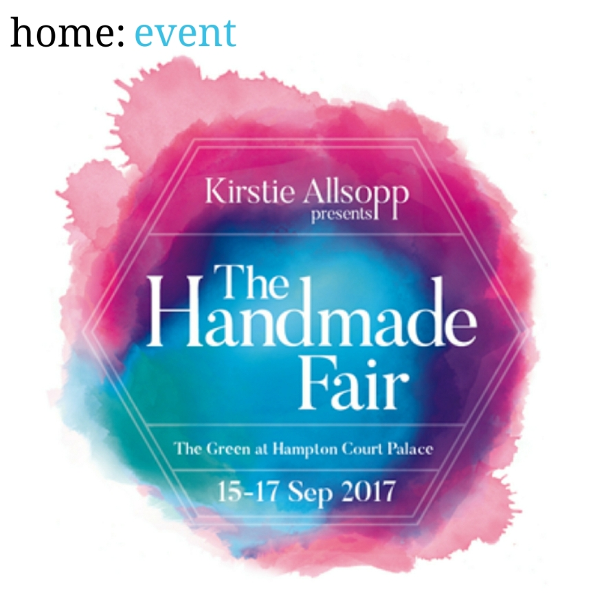 home: event [ The Handmade Fair ]