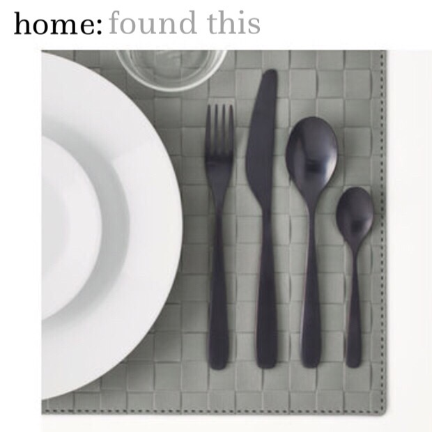 home: found this [ cutlery ]