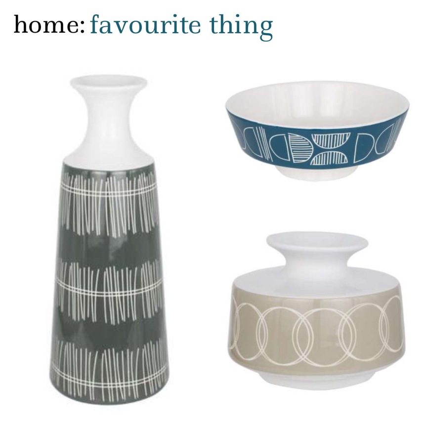 home: favourite thing [ stoneware range ]