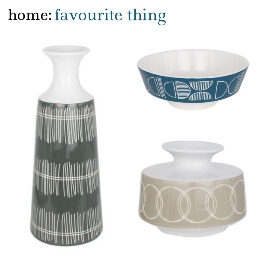 home: favourite thing [ stoneware range ]