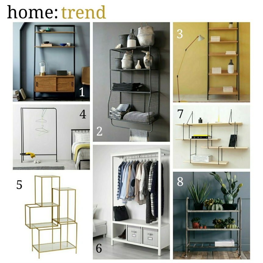 home: trend [ curated living ]