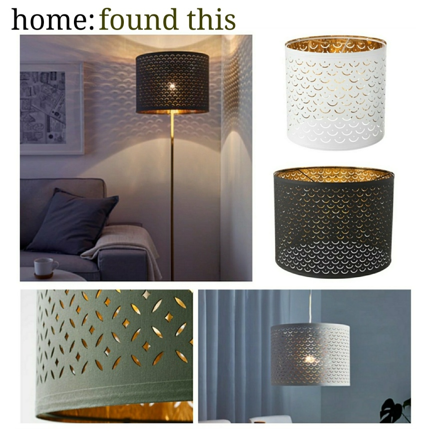 home: found this [ lamp shade]