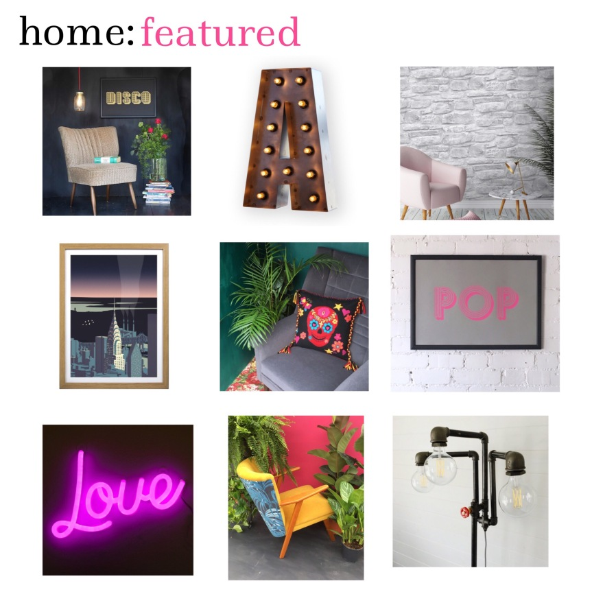 home: featured [ Joyful Home Company ]
