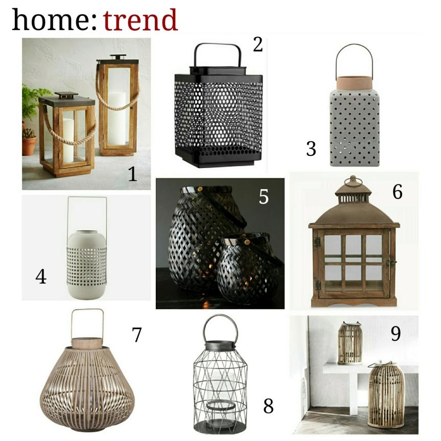 home: trend [ lanterns]