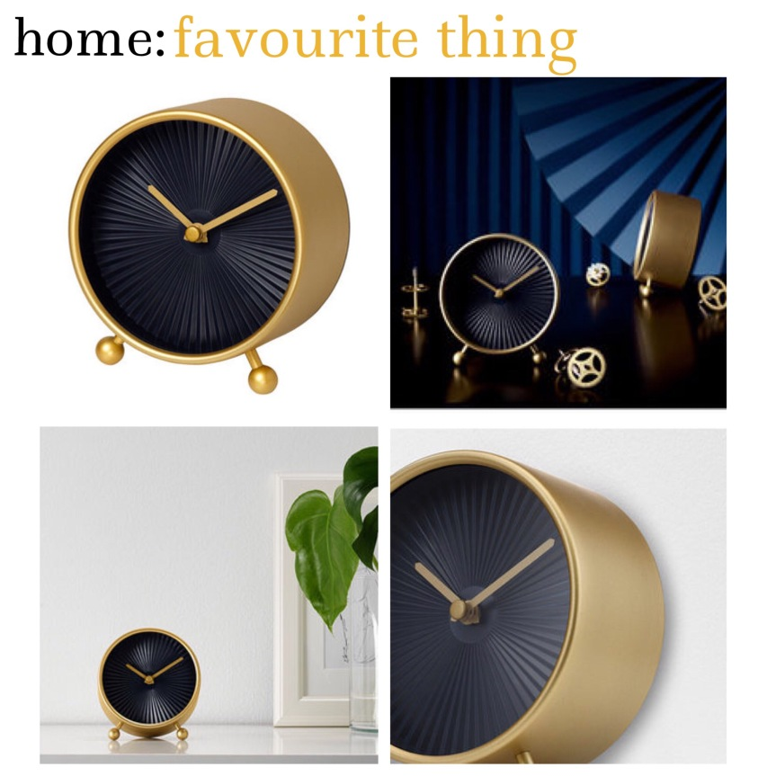 home:favourite thing [ clock ]