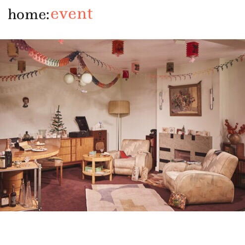 home: event [ Christmas past at Geffrye Museum ]