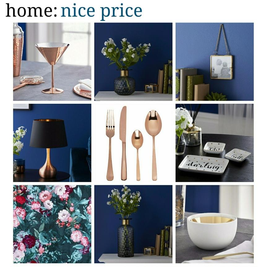 home: nice price [ Fox & Ivy]