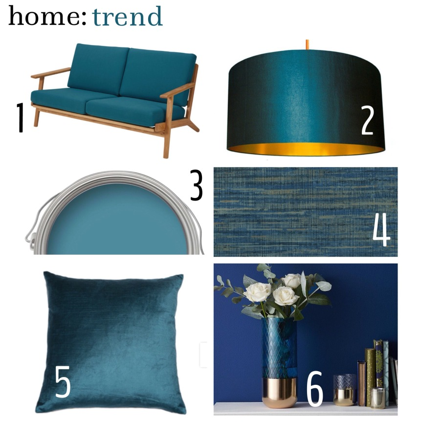 home: trend [ teal ]