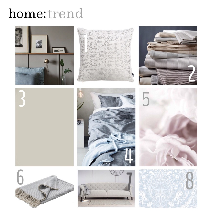 home: trend [ cool tones ]