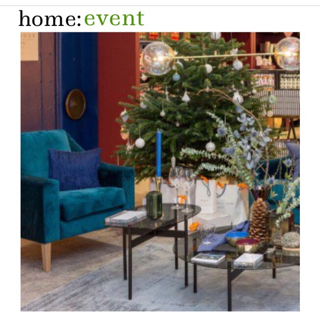 home: event [ Heals Christmas party ]
